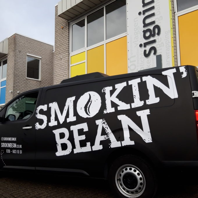 smokin bean carwrap