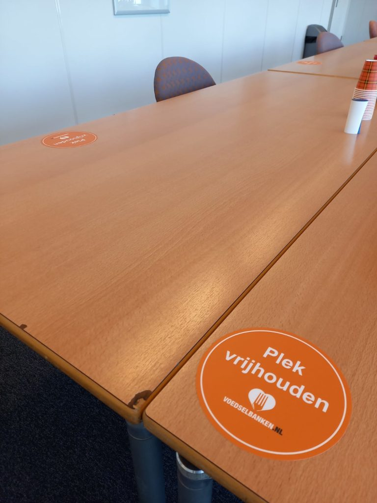tafel stickers