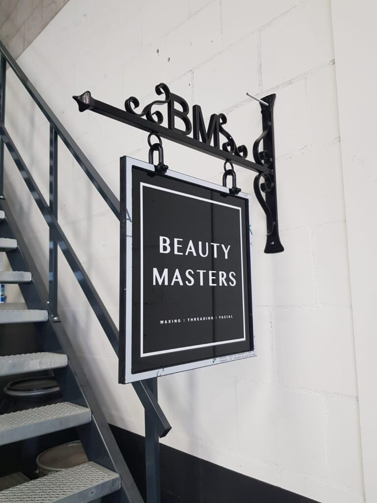 beauty masters bord