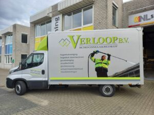 bestickering verloop
